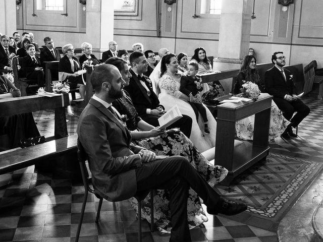 Il matrimonio di Jacopo e Giulia a Pantigliate, Milano 43