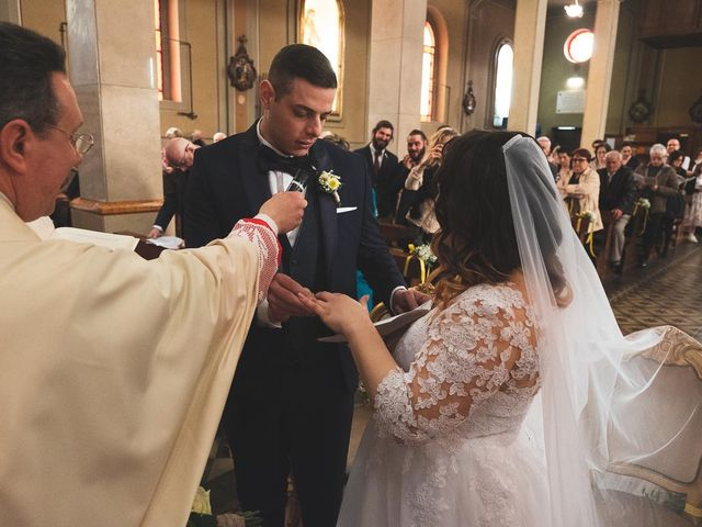 Il matrimonio di Jacopo e Giulia a Pantigliate, Milano 49