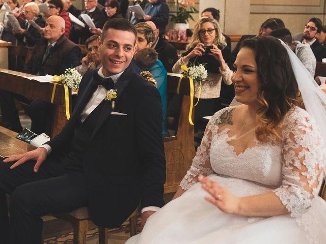 Il matrimonio di Jacopo e Giulia a Pantigliate, Milano 56