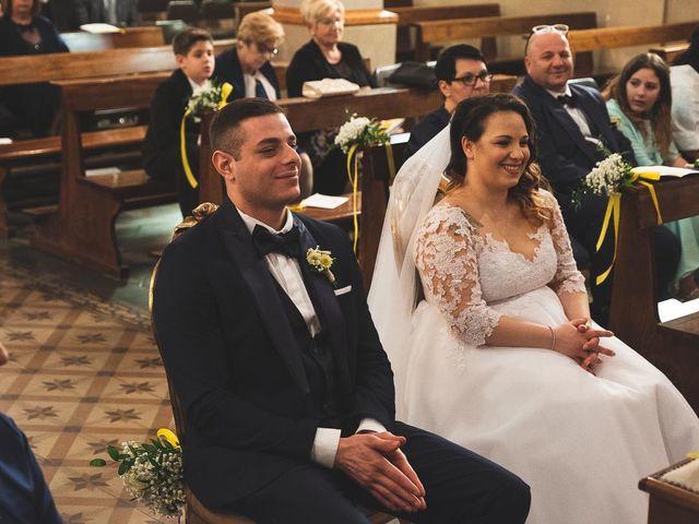 Il matrimonio di Jacopo e Giulia a Pantigliate, Milano 57