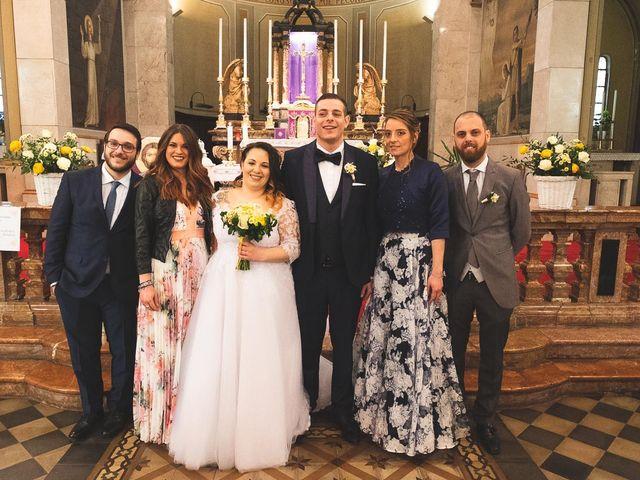 Il matrimonio di Jacopo e Giulia a Pantigliate, Milano 61