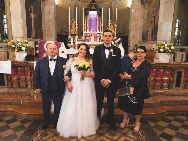 Il matrimonio di Jacopo e Giulia a Pantigliate, Milano 62