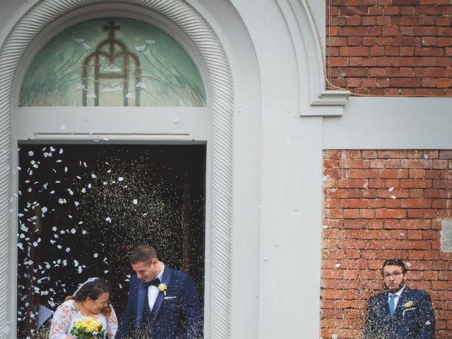 Il matrimonio di Jacopo e Giulia a Pantigliate, Milano 67