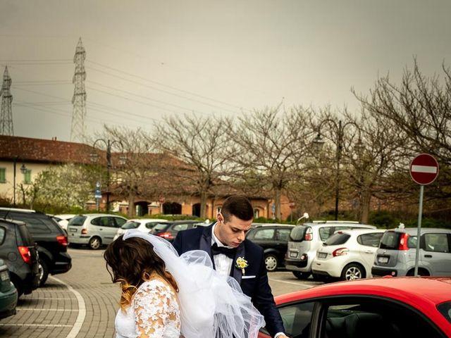 Il matrimonio di Jacopo e Giulia a Pantigliate, Milano 80