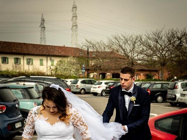 Il matrimonio di Jacopo e Giulia a Pantigliate, Milano 81