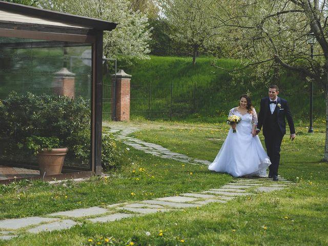 Il matrimonio di Jacopo e Giulia a Pantigliate, Milano 87