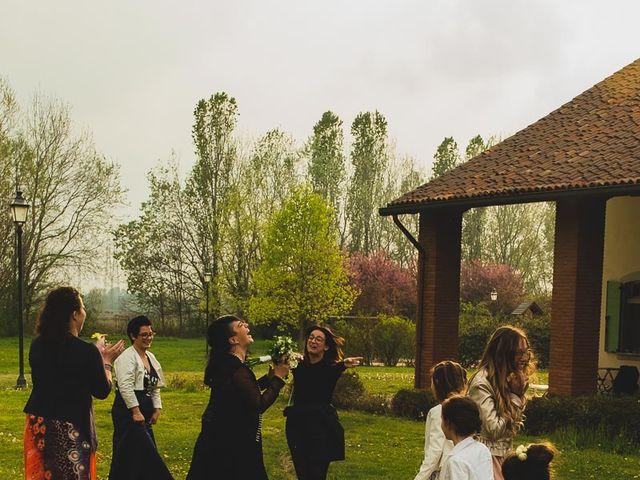 Il matrimonio di Jacopo e Giulia a Pantigliate, Milano 140
