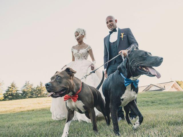 Le nozze di Loredana e Umberto