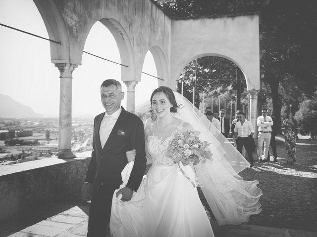 Il matrimonio di Rinaldo e Federica a Traona, Sondrio 9