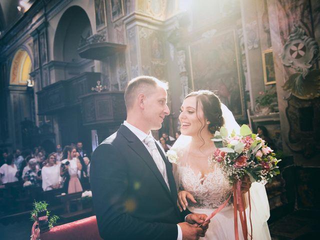 Il matrimonio di Rinaldo e Federica a Traona, Sondrio 10