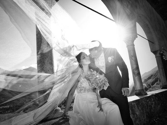 Il matrimonio di Rinaldo e Federica a Traona, Sondrio 1