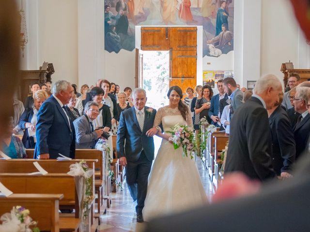 Il matrimonio di Alessandro e Valentina a Zero Branco, Treviso 38
