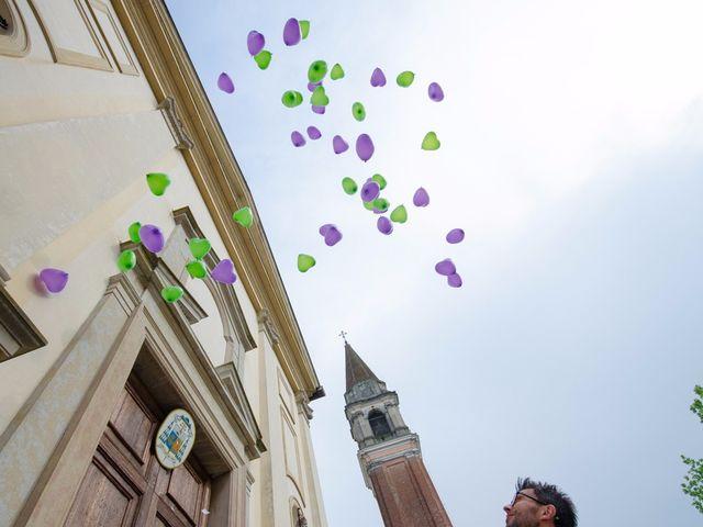 Il matrimonio di Alessandro e Valentina a Zero Branco, Treviso 63