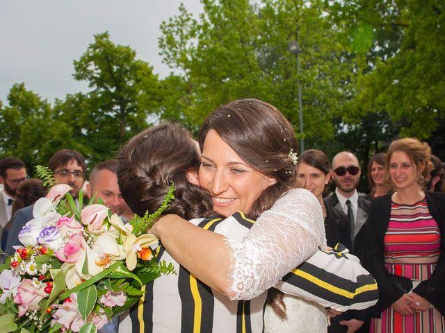 Il matrimonio di Alessandro e Valentina a Zero Branco, Treviso 64