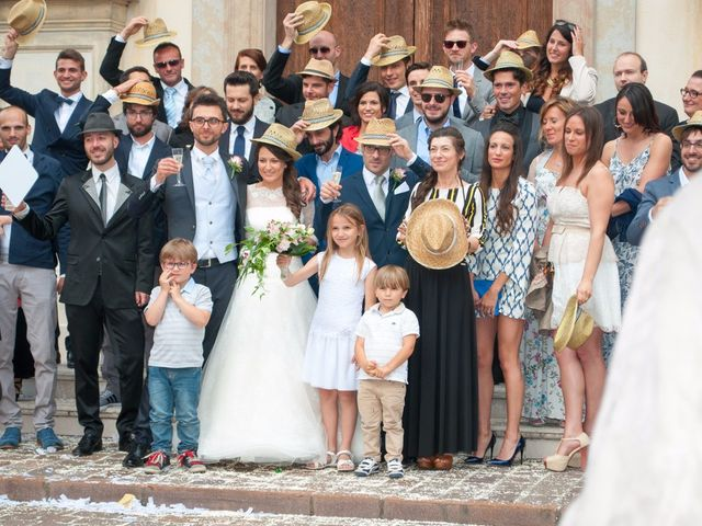 Il matrimonio di Alessandro e Valentina a Zero Branco, Treviso 66