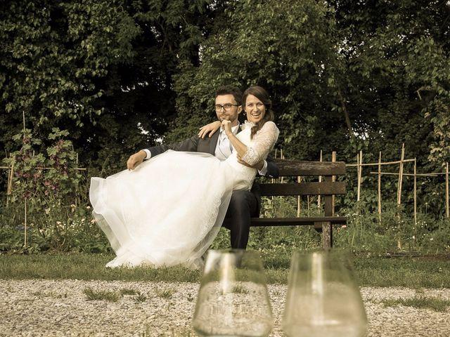 Il matrimonio di Alessandro e Valentina a Zero Branco, Treviso 89