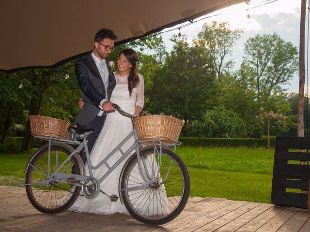 Il matrimonio di Alessandro e Valentina a Zero Branco, Treviso 92
