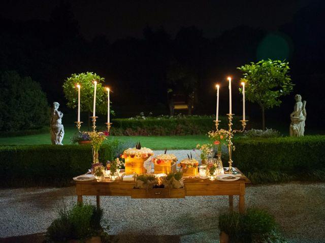 Il matrimonio di Alessandro e Valentina a Zero Branco, Treviso 107