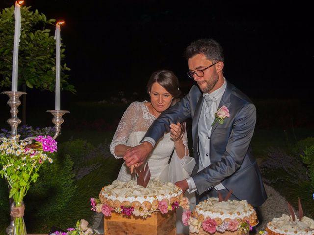 Il matrimonio di Alessandro e Valentina a Zero Branco, Treviso 109