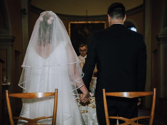 Il matrimonio di Andrea e Michela a Parma, Parma 23