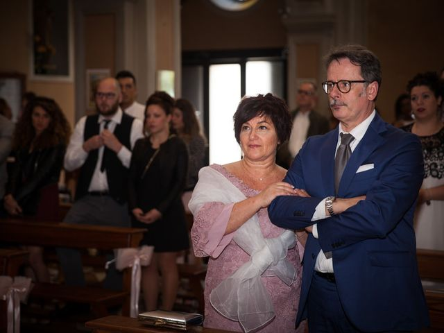Il matrimonio di Andrea e Michela a Parma, Parma 32