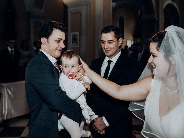 Il matrimonio di Andrea e Michela a Parma, Parma 33