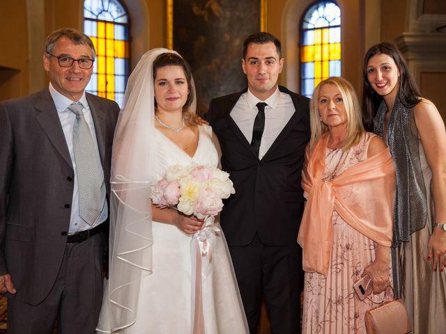 Il matrimonio di Andrea e Michela a Parma, Parma 48