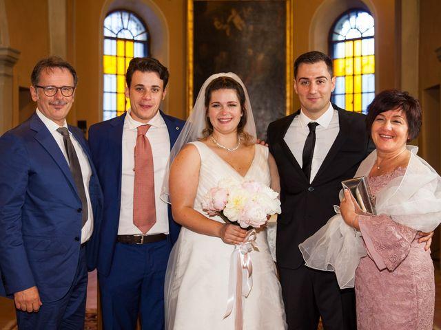 Il matrimonio di Andrea e Michela a Parma, Parma 49