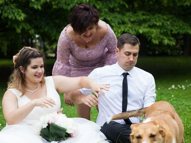 Il matrimonio di Andrea e Michela a Parma, Parma 62