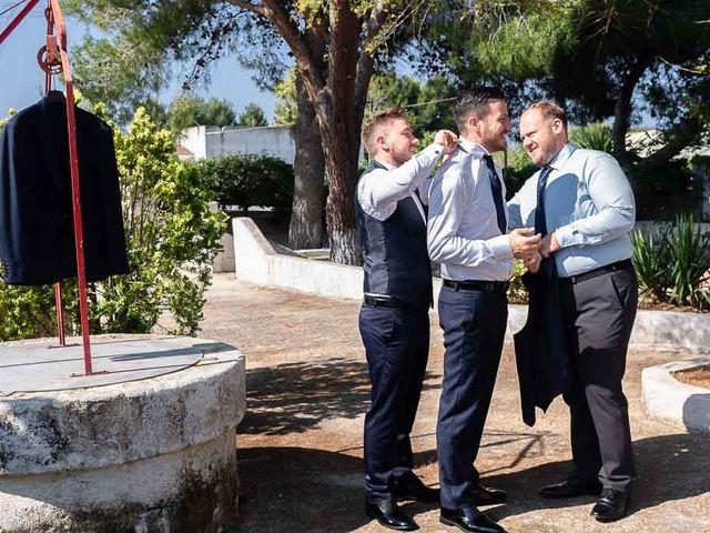 Il matrimonio di Andrea e Valeria a Manduria, Taranto 7