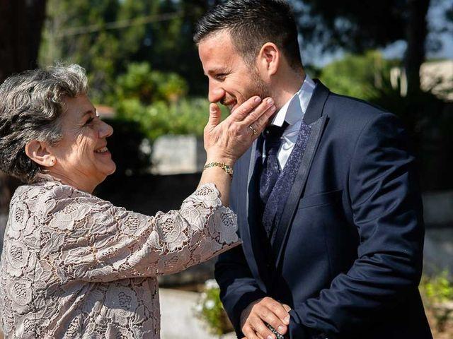 Il matrimonio di Andrea e Valeria a Manduria, Taranto 14