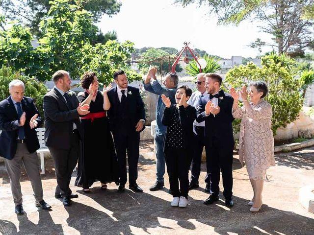 Il matrimonio di Andrea e Valeria a Manduria, Taranto 16