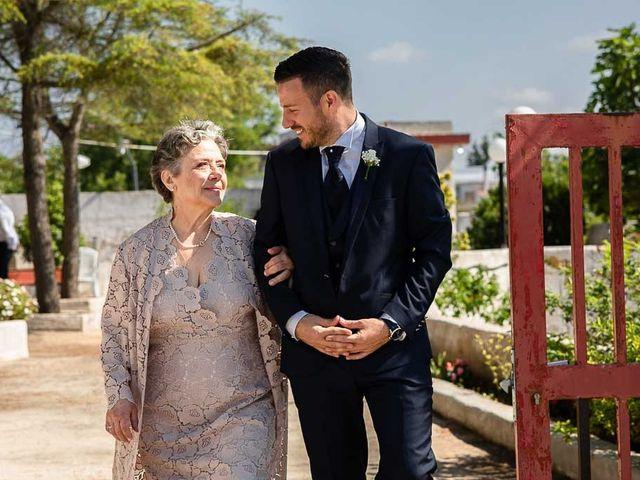 Il matrimonio di Andrea e Valeria a Manduria, Taranto 17