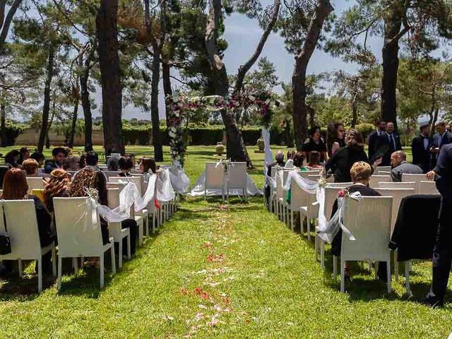 Il matrimonio di Andrea e Valeria a Manduria, Taranto 18