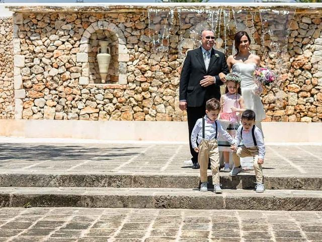 Il matrimonio di Andrea e Valeria a Manduria, Taranto 20