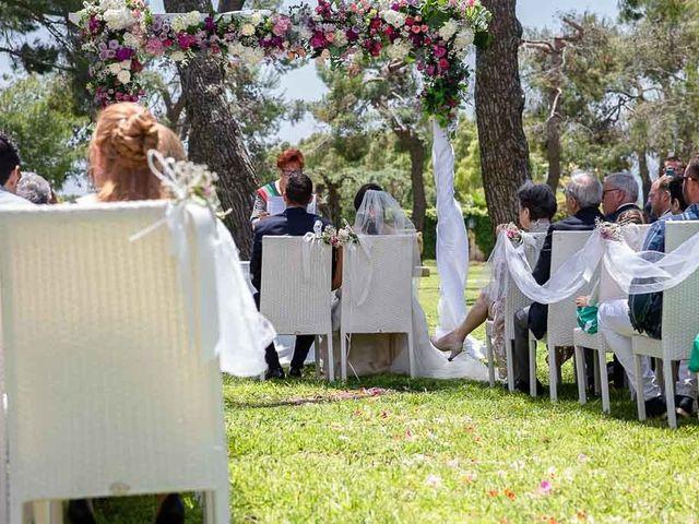 Il matrimonio di Andrea e Valeria a Manduria, Taranto 22