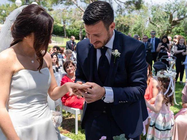 Il matrimonio di Andrea e Valeria a Manduria, Taranto 23