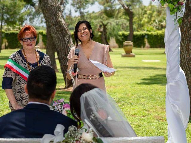 Il matrimonio di Andrea e Valeria a Manduria, Taranto 27