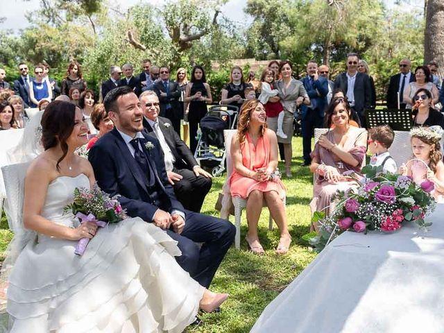Il matrimonio di Andrea e Valeria a Manduria, Taranto 28