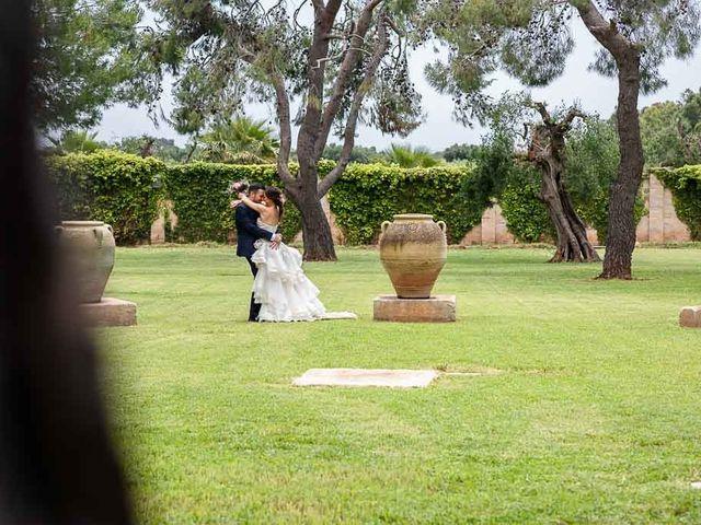 Il matrimonio di Andrea e Valeria a Manduria, Taranto 31