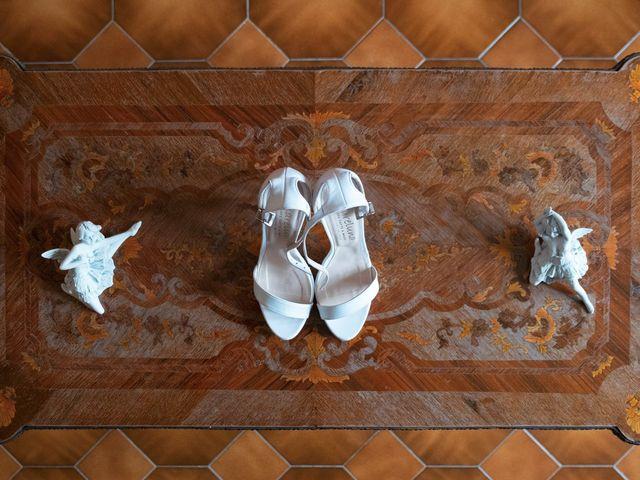 Il matrimonio di Francesco e Mariarosaria a Vico Equense, Napoli 2