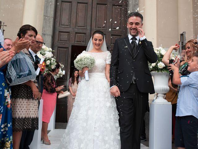 Il matrimonio di Francesco e Mariarosaria a Vico Equense, Napoli 8
