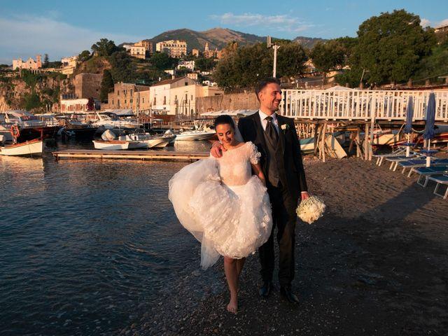 Il matrimonio di Francesco e Mariarosaria a Vico Equense, Napoli 9