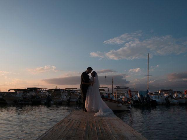 Il matrimonio di Francesco e Mariarosaria a Vico Equense, Napoli 11