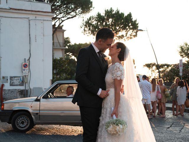 Il matrimonio di Francesco e Mariarosaria a Vico Equense, Napoli 13