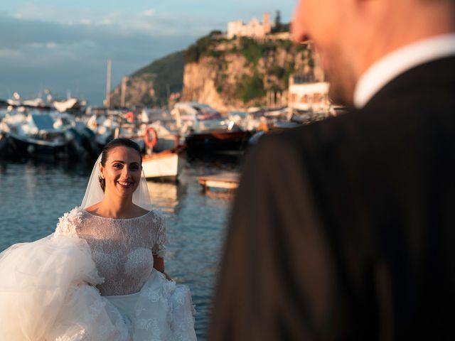 Il matrimonio di Francesco e Mariarosaria a Vico Equense, Napoli 14