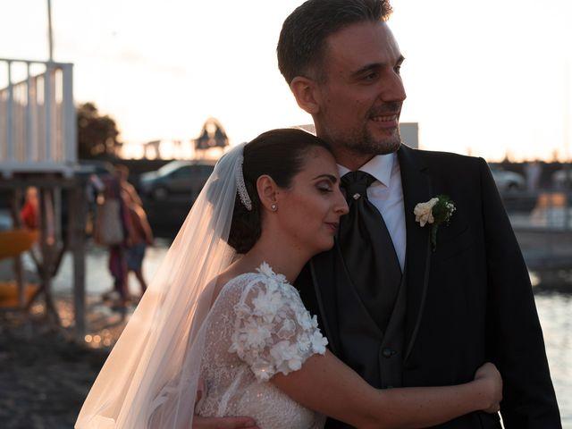 Il matrimonio di Francesco e Mariarosaria a Vico Equense, Napoli 15