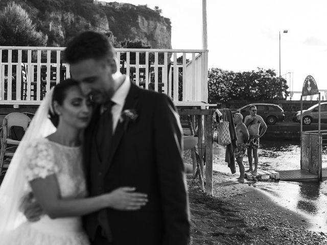 Il matrimonio di Francesco e Mariarosaria a Vico Equense, Napoli 16