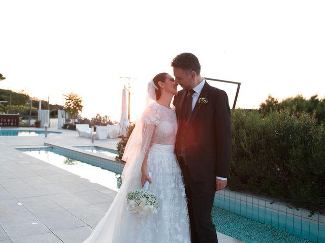 Il matrimonio di Francesco e Mariarosaria a Vico Equense, Napoli 17