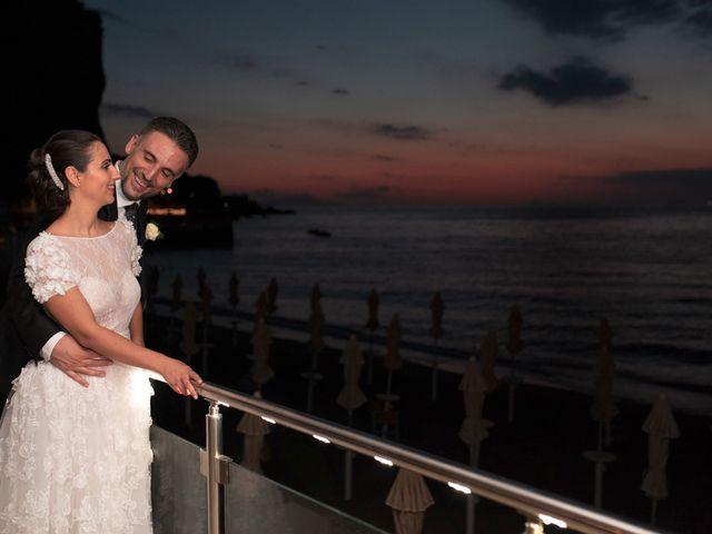 Il matrimonio di Francesco e Mariarosaria a Vico Equense, Napoli 18